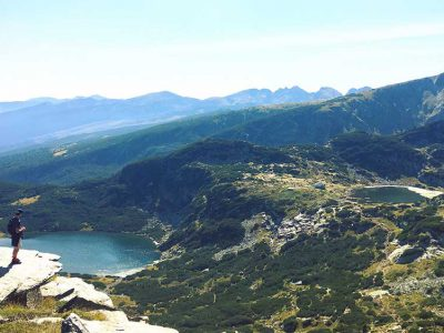 hiking in seven rila lakes bulgaria wolrdvia