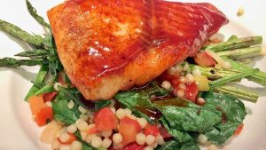honey_ginger_glazed_salmon_worldvia